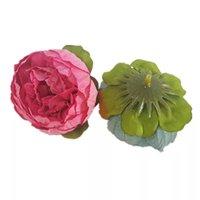Künstliche Blumen Seide Pfingstrosen Blume Köpfe Home Party Hochzeit Dekoration Liefert Simulation Blume Kopf DIY Girlande Wall Torbogen 187 S2