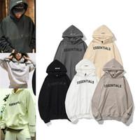 2021 Sudaderas con capucha para hombre Estilista 4 Color Pullover Masculino y mujer Casual Chaqueta impresa Doble suéter con capucha Ropa