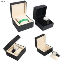 Jewelry Pouches, Bags Pu Leather Watch Box Luxury Gift Bracelet Organizer Chain Holder Watches Storage Present For Men And Women High Fashio