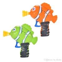 만화 물고기 마술 거품 기계 비누 거품 메이커 총 장난감 미니 팬 아이 야외 장난감 웨딩 용품 스포츠 블로잉 게임