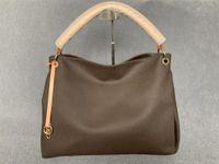 Artsy Designer Mode Luxus L Blume Hohe Qualität Damen Crossbody Tasche Leder Handtaschen auf Kette Berühmte Frauen Umhängetaschen Shop Tasche