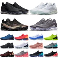 nike air airmax vapormax vapor max 2019 Vast Grey Sportswear CPFM x 19 Athletic Running Shoes Oregon PRM Smile Gold Orange CNY Sneakers Mens Women Sports Trainers 36-45