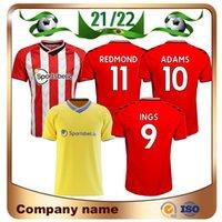 21/22 ings Ward-ProWse South Ampton Soccer Jerseys 2021 الصفحة الرئيسية Vestergaard Armstrong Adams Romeu Redmond Diallo بعيدا قميص كرة القدم