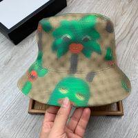 Classic Baseball Snapback Floppy Hat Printed Cactus Panama Hats Wee Bucket Hatss Unisex Brim Beanie Fashion Lady Caps Cotton Vintage Outdoor Walking Gorr With Boxs