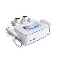 Novas chegadas 2in1 Máquina de Remoção de Remoção de Remoção Hifu Focada de Alta Intensidade Face de Ultrassonografia Levantando LiSonix Equipamento de SPA emagrecimento do corpo UPS