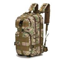 Sacos Ao Ar Livre 30L Hunting Mochila Molle 3P Tactical Military Saco Camo Exército Swat Rucksack Homem Caminhada Travel Backpacks Assalto Pack
