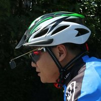 Outdoor Eyewear Sunglasses Bike Helmet Mount Durable Adjustable Rear View Mirror Easy Install Cycling Sport Plane Practical Protect