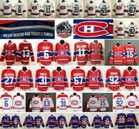 2021 Reverse Retro Montreal Canadiens 31 Carey Price 6 Shea Weber 11 Brendan Gallagher 13 Max Domi Suzuki 92 Jonathan Drouin Hockey Jerseys