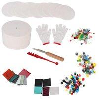 Craft Tools 10 st / set Arts Crafts Fusing Glass Kilns Mikrovågsugnugn Sy DIY Smycken Kit