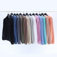 Designer Topstoney Mens Hoodies 14 Colors Candy Sweatshirts Men embroidery Logo Long Sleeve Couple Loose O-neck Sweatshirt