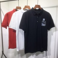 2021 KITH Mastermind Dünya Japonya Yaka Polo Gömlek Kadın Trend Ince Adam Casual Gömlek Harajuku Erkekler Giyim Yeni Varış Wjim