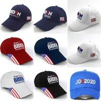 Unisex Joe Biden Beyzbol Şapkası ABD Seçim Ayarlanabilir Şapka Casquette Nakış Mektup Visor Caps Hip Hop Şapka Pamuk Çekirdi Kap Sunhat 2021