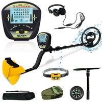 Wholesale Retail Portable Waterproof Metal Detector Hunter Scanners Pinpointer Machine Finder