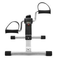 Accesorios Interior Ejercicio Plegable Fitness Pedal Piedra Máquina Pantalla LCD Pantalla Ciclismo Bicicleta