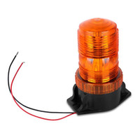 إشارة المرور 0.2W LED تحذير أصفر / أحمر / أزرق أضواء سلامة إشارة 30 مصباح الخرز مصابيح إنذار الطوارئ