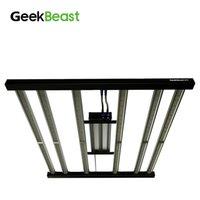 Geekbeast Pro 630W LED LED مصابيح الإضاءة المتوسطة متوسط PPFD مع Samsung LM301H 660NM FAR LG UVA OSR الثنائيات IR