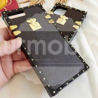 Designer Fashion Phone Cases PU leather for Samsung Galaxy S21 Ultra 8 9 10 PLUS NOTE S20 PLUS