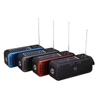 JZ131B Outdoor Sports Portable Mini Wireless Bluetooth Speaker Can Be Charged by Solar Energy 4Colors ottie