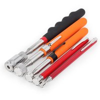 Professional Hand Tool Sets 1pc Handy Tools Capacity For Picking Up Nut Bolt Extendable Pickup Rod Stick Mini Portable Magnetic M