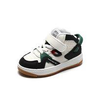 Children Athletic Kids Shoes Boys Girls Sneakers Baby Footwear Spring Autumn Casual Running Sports Shoe Basketball Skateboarding B8460