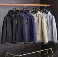 2021 мода дизайн мужчины женские куртки весна и осень повседневная ветровка капюшона молния с капюшоном куртка улица хип-хоп мужская одежда