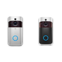 V5 Wireless Doorbell Wifi Smart Video Doorlbell HD Smart Security Camera mit Echtzeitwarnungen