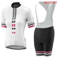 2018 Liv mujeres ciclismo jersey traje verano rápido seco ciclismo ropa de alta calidad de manga corta carreras ropas de bicicleta ropa ciclismo 81812y