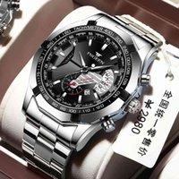 Designeruhr Marke Uhren Uhren Luxusuhr Shion Beiläufige Militär Quarz Sport Handgelenk Full Steel Wasserdichte Herrenuhr Relogio Masculino