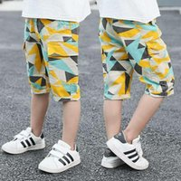 Shorts Summer 2021 Baby Boys Mid Big Child Kids Short Pants For 3 5 6 7 8 10 12 14Year Children Clothing
