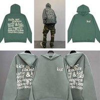 Erkek Kadın CPFM Hoodies Baskı Uzun Kollu Kanye West KSG Hoodie Polar Mans Kış Mont Tişörtü Erkekler Mektup Baskı Tasarımcılar Kazak Kapüşonlu