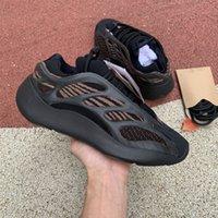 Luxusdesigner Basketballschuhe für Männer von Frauen Weiße Luft Flat Dunks Sneakers Mode Plattform Müßiggänger Laufen Outdoor Foam Dunk Slides Runner 700 V3 Trainer