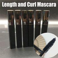 Göz Makyaj Maskara Su Geçirmez Serin Siyah Kalın 6g Uzunluk ve Kıvırmak Uzun Ömürlü Doğal Kozmetik