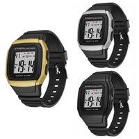 Wristwatches Multifunctional Men's Digital Watch LED Electronic Sport Life Waterproof Student Wrist Relogio Masculino Reloj