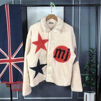 CPFM ile CO Markalı Moda Marka Fido, Aynı Yıldız Kaşmir, Tokyo Kale Tepe Sınırlı Sis Ceket, Erkek ve Kadın Moda