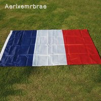 Bandeira Bandeira Aerlxemrbrae Bandeira França Bandeira 90 * 150cm 60 * 90cm Polyster National Bandeira Francesa