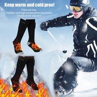 Men's Socks Winter Self Heating Warm Tourmaline Pain Relief Unisex For Adult Mountaineering Ski Sport Foot Massager