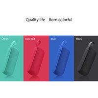 Mini Speakers Mobile Phone Wireless Bluetooth-compatible Speaker Card Subwoofer Computer Outdoor Portable Cloth Network