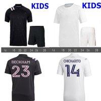 Venta caliente2020 2021 Inter Miami Socer Jersey 20 21 Galaxy Chicharito Inter Miami Cfmen's + Children's Traje Jerseys Jerseys Pizarro Shirts