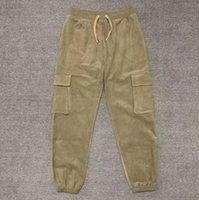 21SS Fashion Menswear Pants Fall Winter Designer Brand Pantaloni Pantaloni Sweatpants Jogging Casual Street Pant Gas di alta qualità