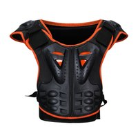 Professional Children Vest Motorcycle Armor Protective Gears Skate Board Pulley Kids Jacket Moto Accessories