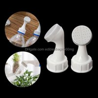 Bathroom Shower Heads Faucets, Showers As Home & Garden2Pcs Hose Nozzle Portable Watering Sprinkler Plant Bottle Waterer Spout Adapter Drop