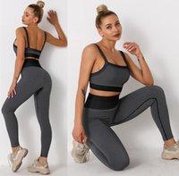 Womens Yoga wear Suit Tech fleece Sport track pants Leggings Tracksuits shirts legging Sportswear Fitness Gym outfit Designer Clothes sportwear for gril active set