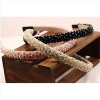 Neue Multicolor Kristallglas Stirnband Mode Handgemachte Haarband für Frauen Mädchen Haarschmuck Hairband Schmuck 152 Z2