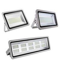 Outdoor LED FloodLight Fixture 1000W 500W 300W 200W IP65 Waterproof Exterieur COB Flood light 120 Degree Beam Angle Spotlight