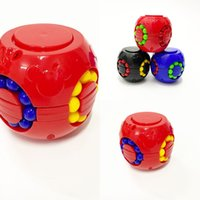 Novel Magic Puzzle Ball Fidget Cube Bundle Stress Ball Beans...