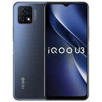 """Original vivo IQOO U3 5G Mobiltelefon 6 GB 8 GB RAM 128 GB ROM MTK 800U Android 6,58 """"48mp 5000mAh Fingerprint ID FACE WACH SMART SMART Handy"""
