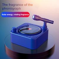 Güneş Araba Parfüm Hava Spreyi Aromaterapi Kayıt Çalar Styling Hava Firar Katı Parfüm Outlet Durum Klip Difüzör Araba İç YL0246