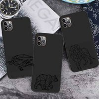 Cell Phone Cases Art Lines sexy Case for iPhone7 8 11 12 Pro X XS XR Samsung A S 6 7 9 10 51 70