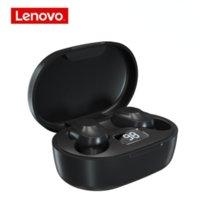 Original Lenovo XT91 TWS Auriculares Auriculares Bluetooth inalámbricos AI Control Auricular Auriculares Estéreo Bajo Con Reducción de Ruido MIC