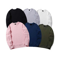 Модные мужские дизайнеры толстовки уличная одежда хип-хоп свитер женские роскошки люкс с капюшоном свитеров напечатанные пуловер NO1